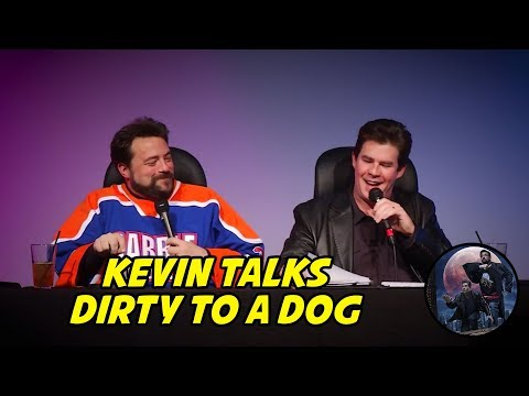Kevin Talks Dirty To A Dog