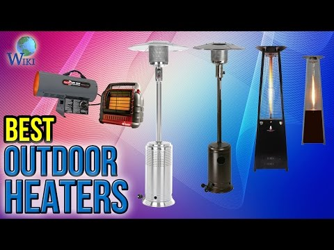 9 Best Outdoor Heaters 2017
