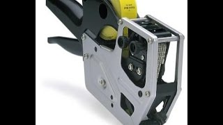 How to load a SpeedyMark 4 / Towa GL Labeler