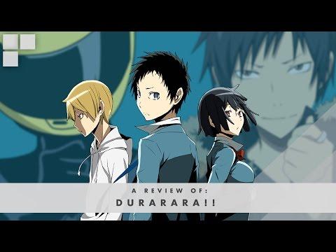 GR Anime Review: Durarara!!