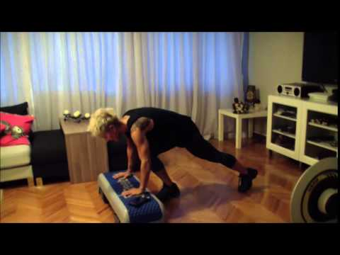 TK Fit - 20 Minute Home Workout with Karen Hill