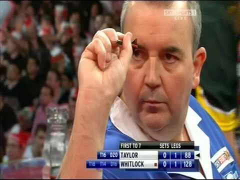 PDC Word Final 2010   Phil Taylor vs Simon Whitlock