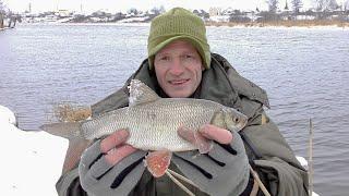 Первая Зимняя Рыбалка 2020 2021 Онлайн на Фидер