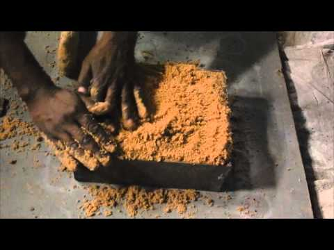 Sodium Silicate As Binder In Sand Moulding