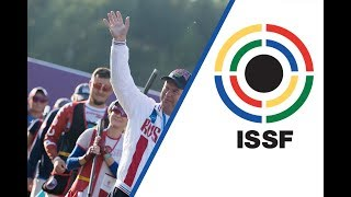 Skeet Mixed Team Final - 2017 ISSF World Championship in Moscow (RUS)