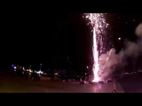 Schietveld Camera - Koningsdag Vuurwerk Rotterdam 27-4-2015 Katan Vuurwerk