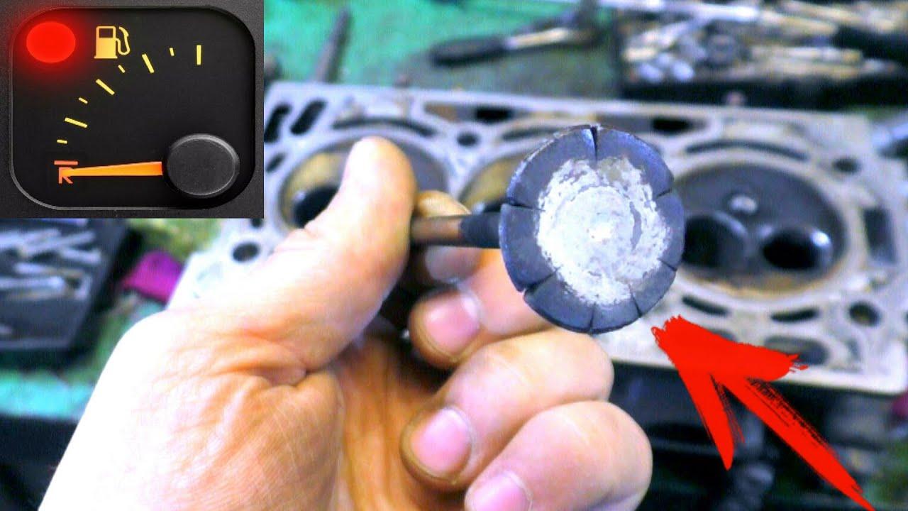 Как простая поломка привела к сложному ремонту автомобиля!!