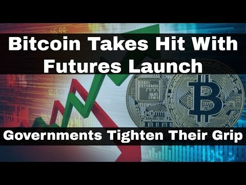 Crypto News | Bitcoin Takes Hit After Futures Launch. Market Hits $600bil. Roger Ver Still A Dick