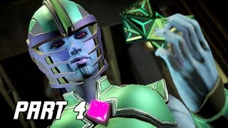 Guardians of the Galaxy Walkthrough Part 4 - CORPSE (Telltale Let's Play)