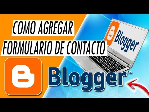 📣📣How to Add a Contact Form on Contact us page on Blogger📣🔔