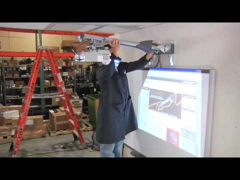 Chief Short Throw Projector Mounts Youtube