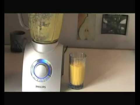 recette blender smoothie mangue youtube. Black Bedroom Furniture Sets. Home Design Ideas