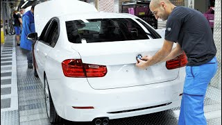 BMW 3 Series Production At Rosslyn Plant