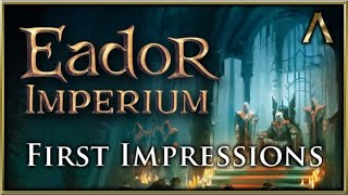 Eador: Imperium - First Look Gameplay