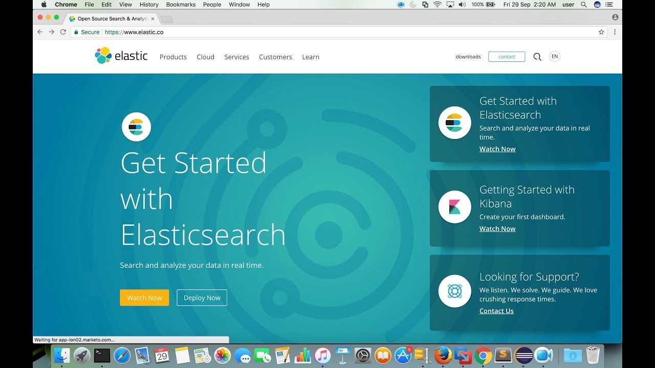 How to Download and Install latest Elasticsearch in Mac macOS Mac OS X