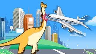 I'm A Dinosaur - Diplodocus