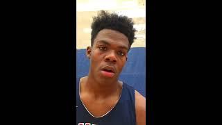 Day'Ron Sharpe: 2019 USA Basketball Junior Minicamp Interview