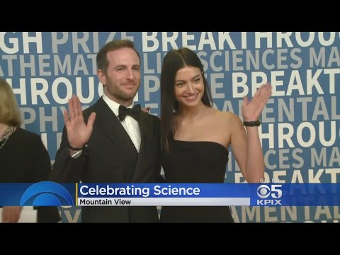 BREAKTHROUGH AWARDS:  Stars of Hollywood, Science and Silicon Valley gather in Mountain View for the