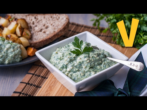 Italian Salsa Verde | The Vegan Corner