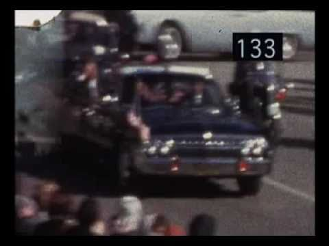 John F. Kennedy Assassination  Footage (Parental Guidance Suggested)