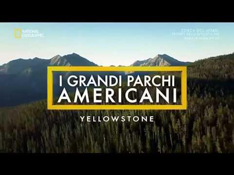 I grandi parchi americani - Yellowstone