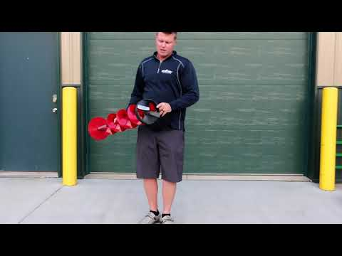 Repeat Eskimo Pistol Bit Electric Auger Review by Up North