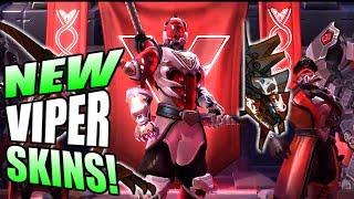HOTS New Skin Event - VIPER! New Genji, New Ana, & New Stukov Skins Revealed! *PLUS* Dehaka MVP Game