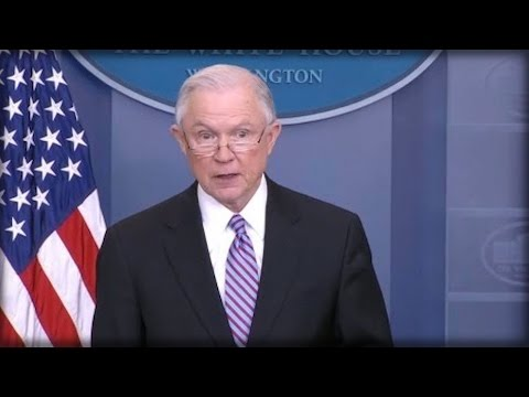 JEFF SESSIONS JUST DROPPED THE HAMMER ON THESE 10 US CITIES, IS YOUR CITY ONE OF THEM?