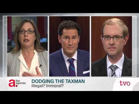 Dodging the Taxman