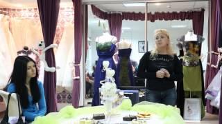 Девичник в Салоне свадебной и вечерней моды РОСКОШЬ