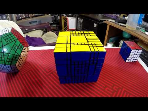 JAMmed 1153 Cube Intro and Scramble