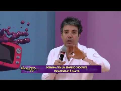 Você Na TV 23/07/2014 - Sobrinha Apresentou Amante E Acabou Com A Vida Da Tia