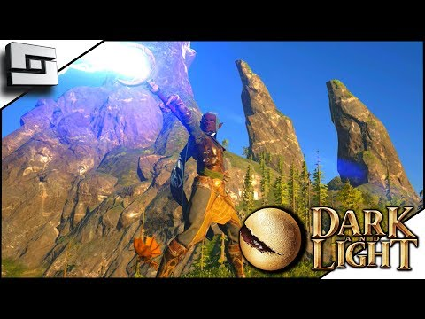 Dark and Light - MITHRIL ARMOR AND NEW BASE PLACE! E13