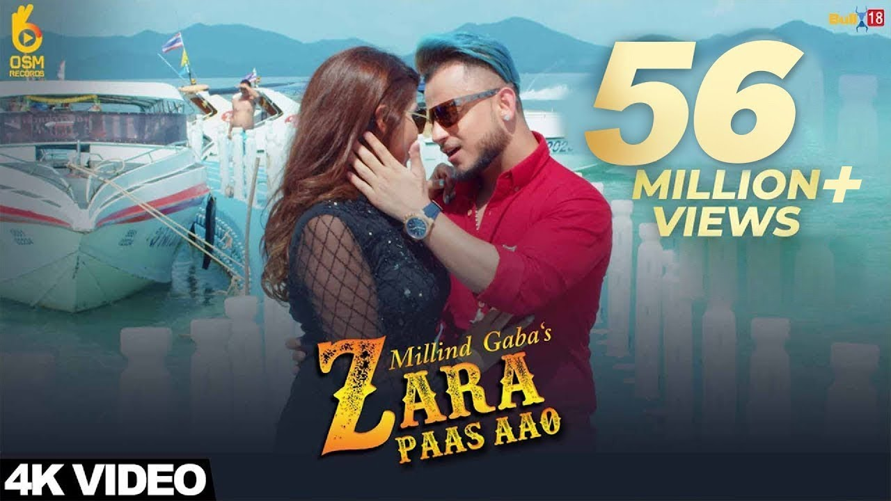 Zara Paas Aao - Millind Gaba Ft. Xeena || OSM Records || Latest Hindi Song 2018 #1