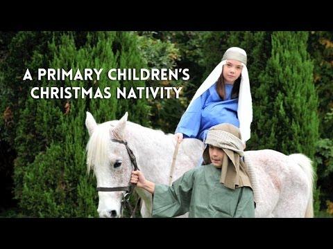 A Children's Christmas Nativity