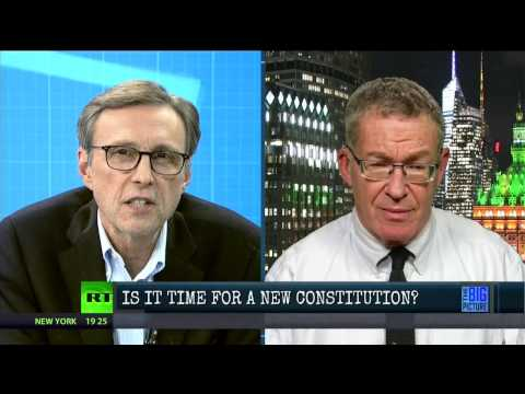 Are We Going To Do Away w/The Constitution?