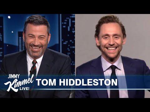 Tom Hiddleston on Loki Premiere, Meeting Chris Hemsworth & Matt Damon Stealing His Part