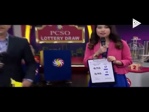 [LIVE] PCSO Lotto Draws-October 1, 20189:00PM
