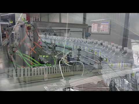 Mineral Water Production Line Upgrade