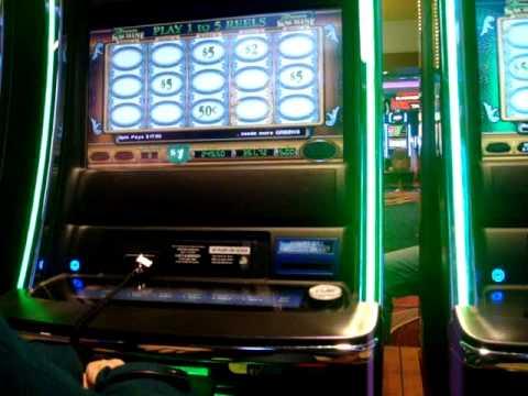 green machine slots