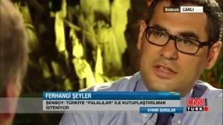 Ferhan Şensoy, Enver Ayseverin sorularını yanıtladı