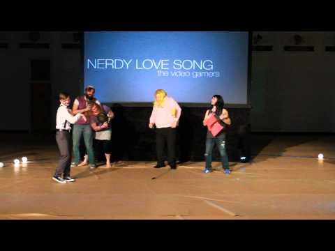 """Nerdy Love Song"" Performed @ Mock Rock"