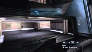 Halo Reach HD Theater Mode Double Armor Lock Kill