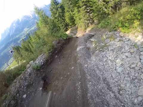 Bikepark Planai Schladming Downhill bisMittelst 2017