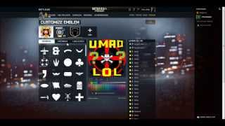 Battlefield 4 PC Multiplayer Emblems