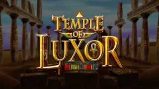 Temple Of Luxor Video Slot Game - Trailer