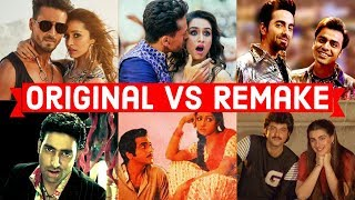 Original Vs Remake - Which Song Do You Like the Most - Bollywood Remake Songs 2020