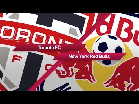 Match Highlights: New York Red Bulls at Toronto FC - September 30, 2017