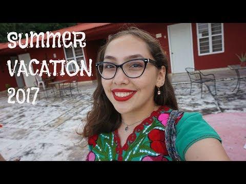Summer Vacation 2017 - San Luis Potosí, Mexico