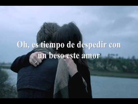 James Blunt - Kiss This Love Goodbye [Subtitulada en español] + lyrics en la descripción.